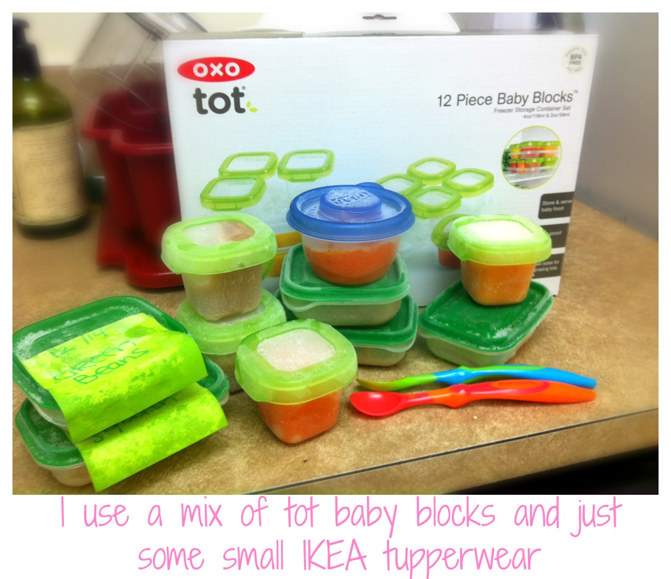 how to start baby on baby food