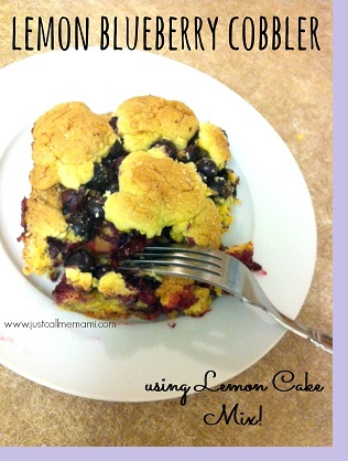 Lemon Blueberry Cobbler_small